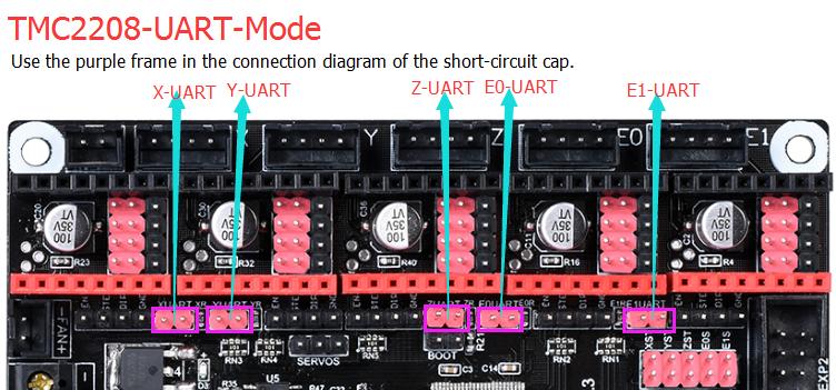 2208 Mode on the SKR 1.3